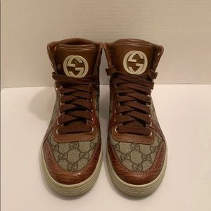 Authentic Gucci Hightop